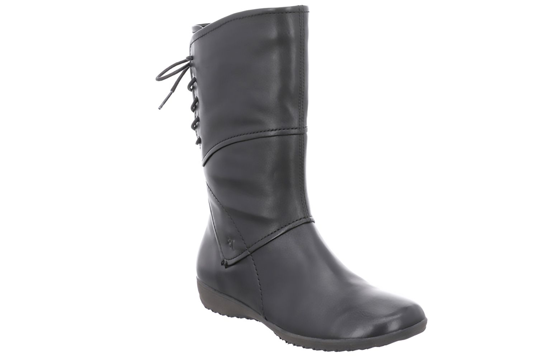 Josef Seibel Naly 07 Stiefel in Übergrößen Schwarz 79707 VL971 100 große Damenschuhe – Bild 5