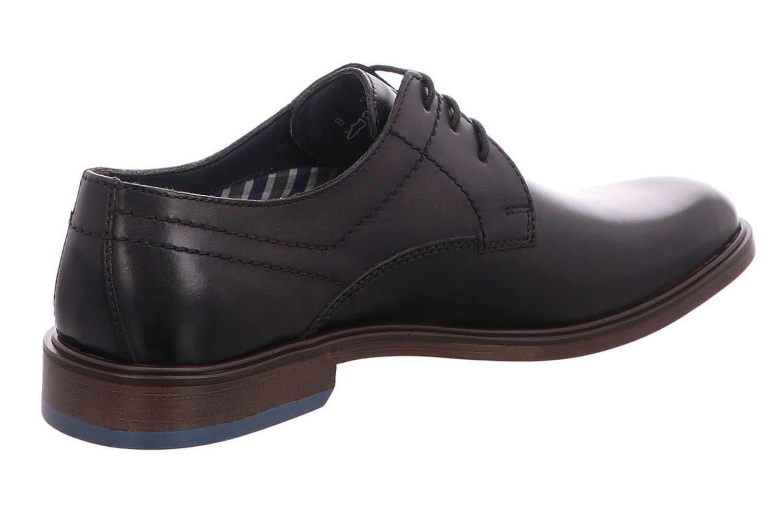 Fretz Men Oskar Business-Schuhe in Übergrößen Grau 7145.7374-22 große Herrenschuhe – Bild 4