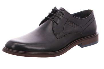 Fretz Men Oskar Business-Schuhe in Übergrößen Grau 7145.7374-22 große Herrenschuhe – Bild 1