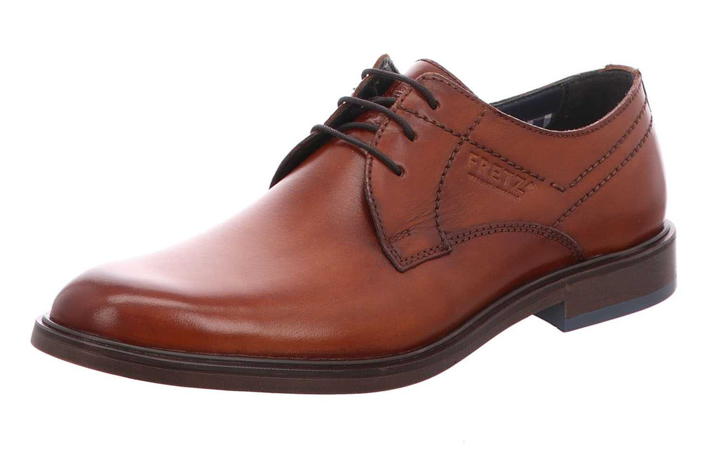 Fretz Men Oskar Business-Schuhe in Übergrößen Braun 7145.7374-37 große  Herrenschuhe – Bild 38c51925219
