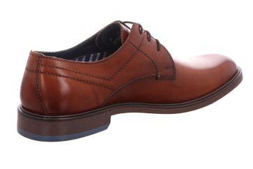 Fretz Men Oskar Business-Schuhe in Übergrößen Braun 7145.7374-37 große Herrenschuhe – Bild 4