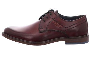 Fretz Men Oskar Business-Schuhe in Übergrößen Rot 7145.7374-93 große Herrenschuhe – Bild 2