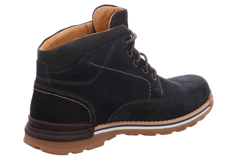 Fretz Men Cooper Boots in Übergrößen Blau 1344.6916-01 große Herrenschuhe – Bild 4