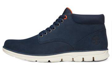 Timberland BRADSTREET ADVCHK NVY Boots in Übergrößen Blau TB0A1TVX0191 große Herrenschuhe – Bild 1