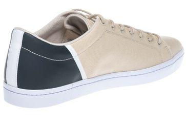 LACOSTE Sneaker in Übergrößen Beige 7-35CAM0100NN2 große Herrenschuhe – Bild 4