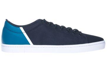 LACOSTE Sneaker in Übergrößen Blau 7-35CAM0100ND1 große Herrenschuhe – Bild 5