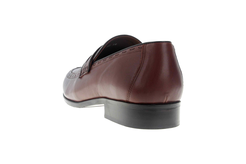Manz Enrico AGO Business-Schuhe in Übergrößen Braun 111010-03-235 große Herrenschuhe – Bild 2
