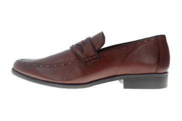 Manz Enrico AGO Business-Schuhe in Übergrößen Braun 111010-03-235 große Herrenschuhe – Bild 1