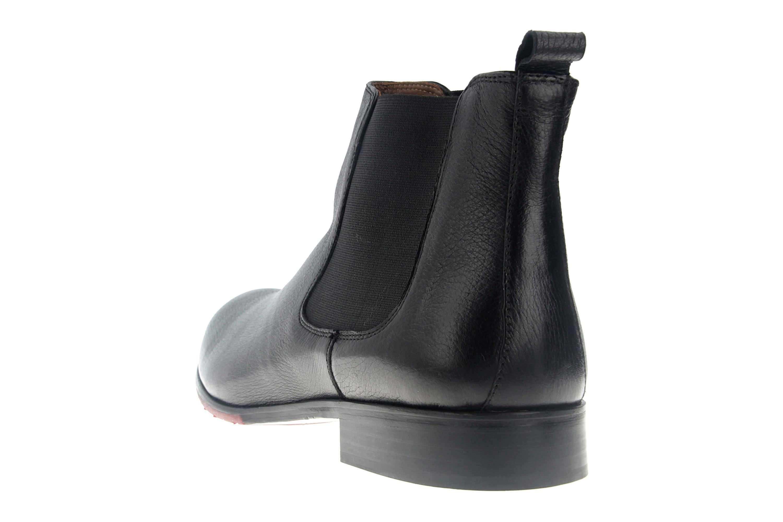 Manz Calabria AGO Business-Schuhe in Übergrößen Schwarz 147020-03-001 große Herrenschuhe – Bild 2