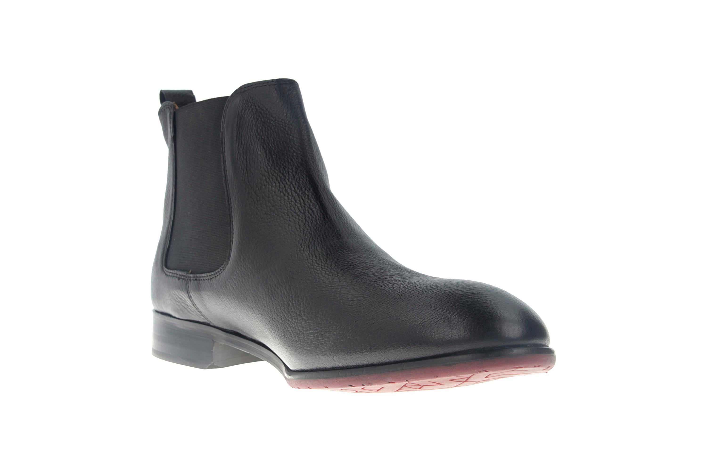 Manz Calabria AGO Business-Schuhe in Übergrößen Schwarz 147020-03-001 große Herrenschuhe – Bild 5