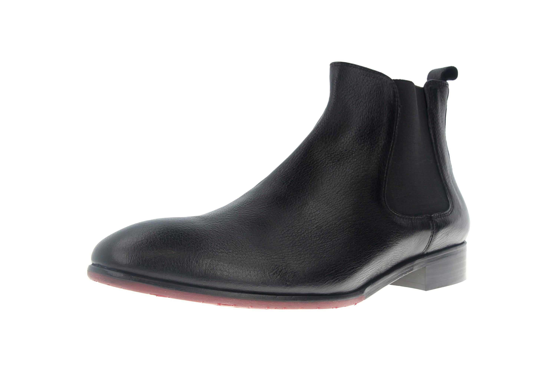 Manz Calabria AGO Business-Schuhe in Übergrößen Schwarz 147020-03-001 große Herrenschuhe – Bild 6