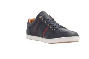 PANTOFOLA D'ORO Sneaker in Übergrößen Blau große Herrenschuhe – Bild 5