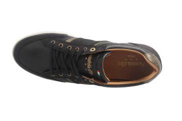 PANTOFOLA D'ORO Sneaker in Übergrößen Schwarz große Herrenschuhe – Bild 7