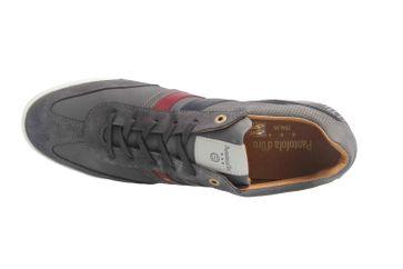 PANTOFOLA D'ORO Sneaker in Übergrößen Grau große Herrenschuhe – Bild 7