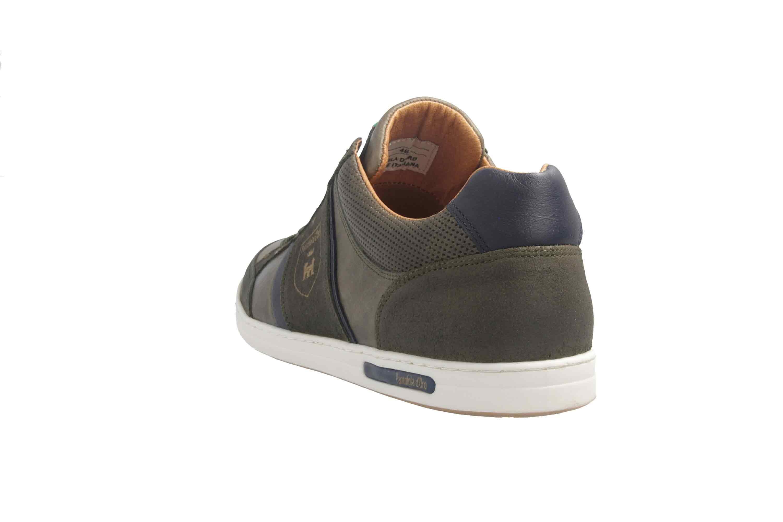 PANTOFOLA D'ORO Sneaker in Übergrößen Grün große Herrenschuhe – Bild 2