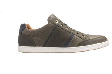 PANTOFOLA D'ORO Sneaker in Übergrößen Grün große Herrenschuhe – Bild 4