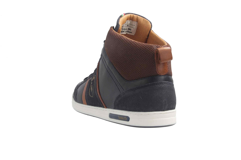 PANTOFOLA D'ORO Sneaker in Übergrößen Blau große Herrenschuhe – Bild 2