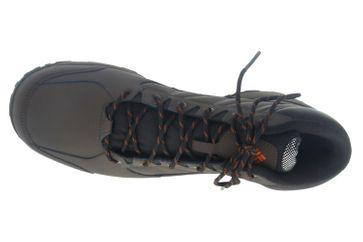 Columbia Wanderschuhe Waterproof in Übergrößen Braun BM 5524-231 große Herrenschuhe – Bild 7