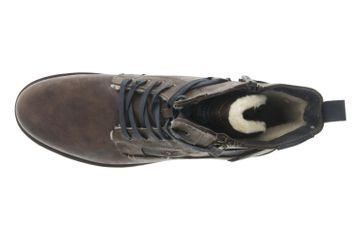Mustang Shoes Boots in Übergrößen Braun 4119-602-360 große Herrenschuhe – Bild 7
