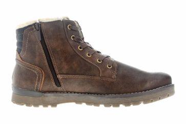 Mustang Shoes Boots in Übergrößen Mittelbraun 4092-610-360 große Herrenschuhe – Bild 4