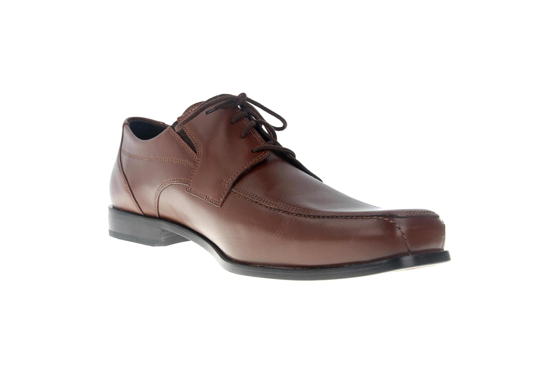 Fretz Men Business-Schuhe in Übergrößen Braun 1912.9862-25 große Herrenschuhe – Bild 5