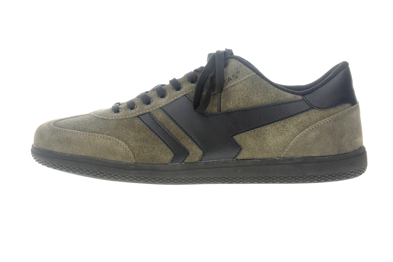 Boras Sneaker in Übergrößen Grün 3541-1527 große Herrenschuhe – Bild 1
