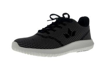 Lico -  Damen Freizeitschuhe 590132 Central grau/schwarz-  Schuhe in Übergrößen – Bild 6