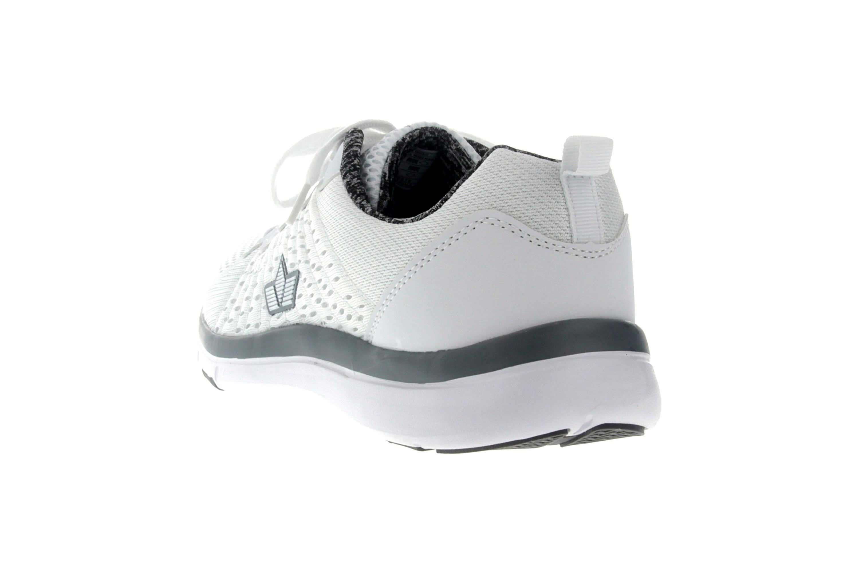Lico Sneaker in Übergrößen Weiß 590118 große Damenschuhe – Bild 2