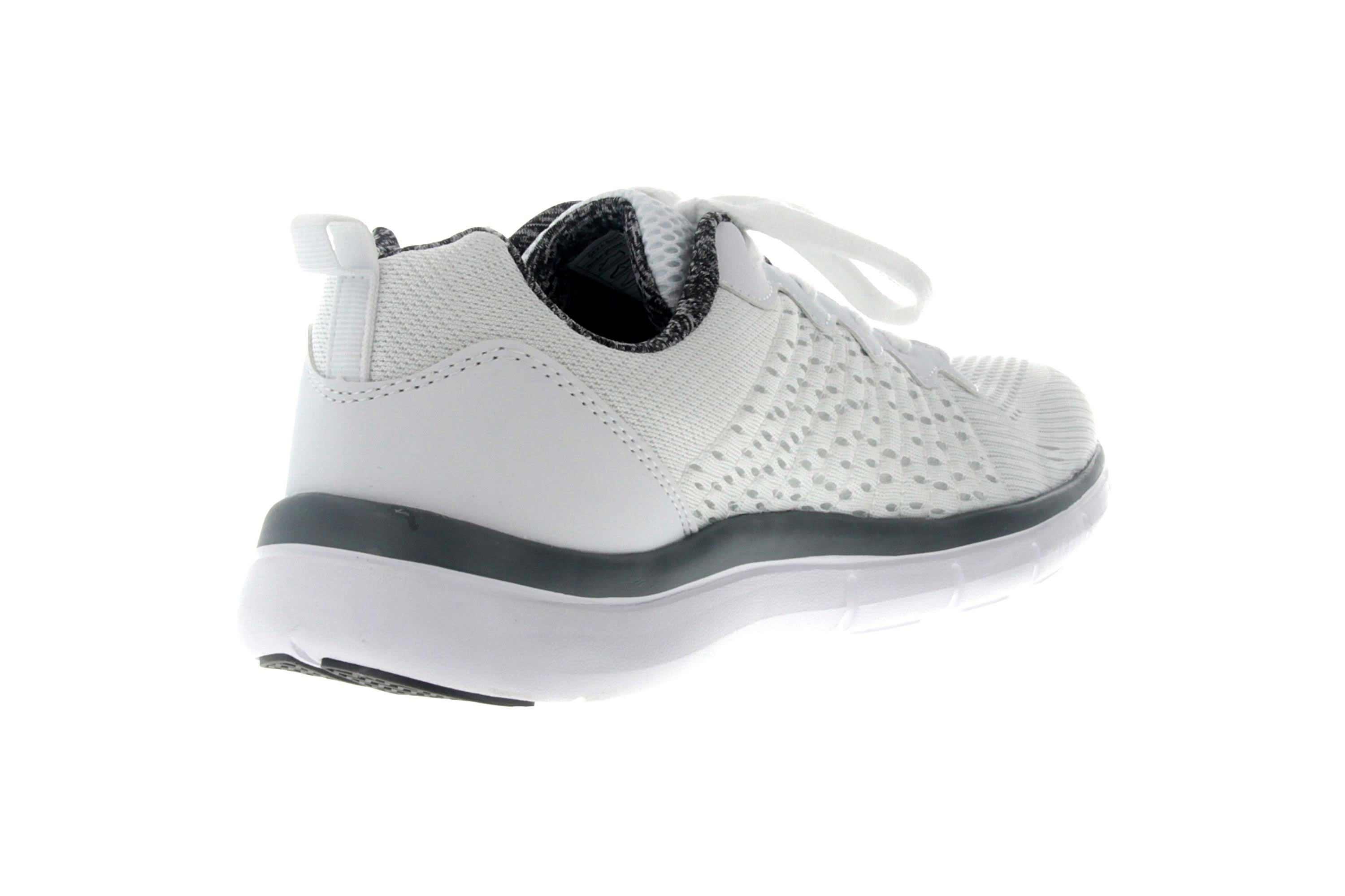 Lico Sneaker in Übergrößen Weiß 590118 große Damenschuhe – Bild 3