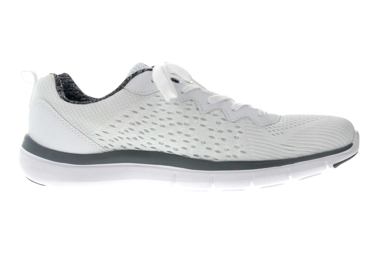Lico Sneaker in Übergrößen Weiß 590118 große Damenschuhe – Bild 4