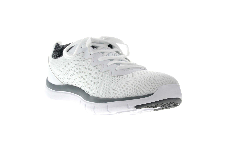 Lico Sneaker in Übergrößen Weiß 590118 große Damenschuhe – Bild 5