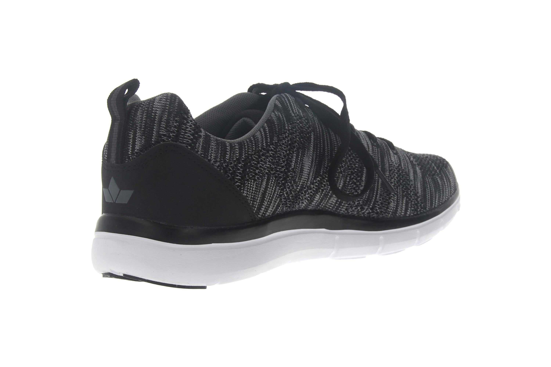 Lico Sneaker in Übergrößen Schwarz 590127 große Damenschuhe – Bild 3