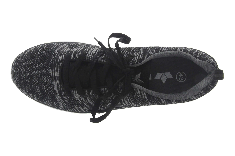 Lico Sneaker in Übergrößen Schwarz 590127 große Damenschuhe – Bild 7
