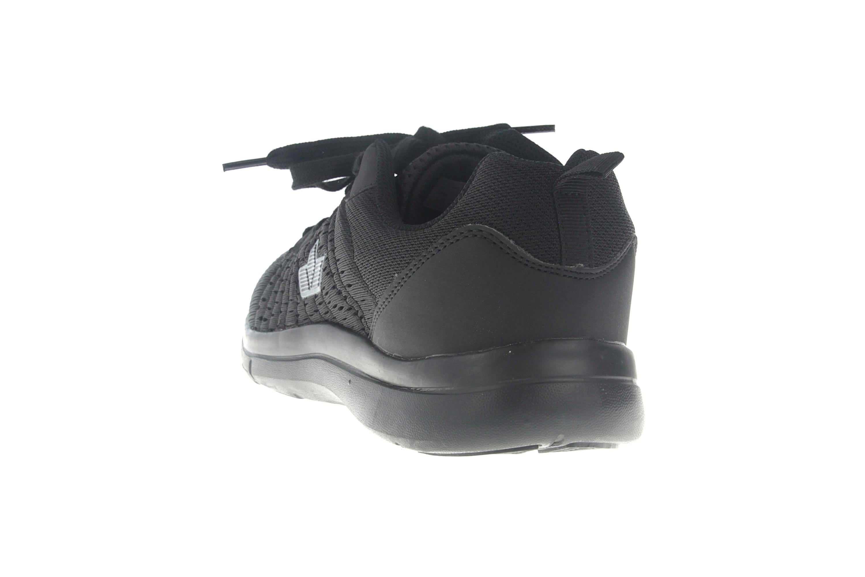 Lico Sneaker in Übergrößen Schwarz 590117 große Damenschuhe – Bild 2