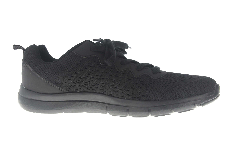 Lico Sneaker in Übergrößen Schwarz 590117 große Damenschuhe – Bild 4