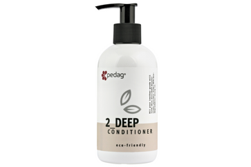 pedag  - Deep Conditioner -  eco-Pflegelotion für Glatt- und Lackleder 220 ml – Bild 1