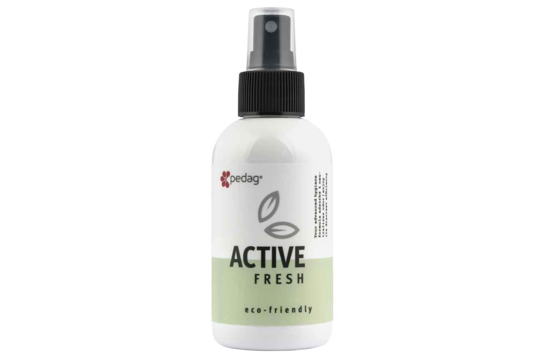 pedag - Active Fresh - eco-Schuhdeo ideal für Schuhe, Kleidung und Taschen 150 ml – Bild 1