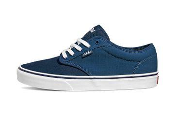 VANS MN Atwood (Ripstop) Sailor Sneaker in Übergrößen Blau VN0A45J9VEF große Herrenschuhe – Bild 1