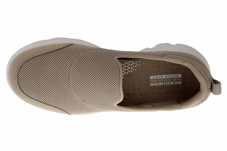 Skechers GO WALK EVOLUTION ULTRA REACH Sneakers in Übergrößen Grau 15730 TPE große Damenschuhe – Bild 7