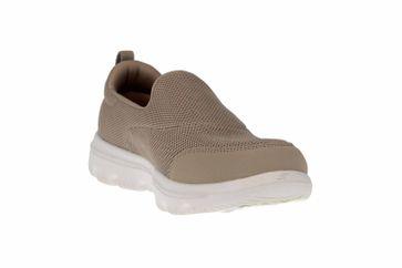 Skechers GO WALK EVOLUTION ULTRA REACH Sneakers in Übergrößen Grau 15730 TPE große Damenschuhe – Bild 5