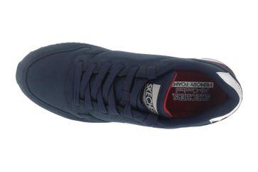 Skechers SUNLITE WALTAN Sportschuhe in Übergrößen Blau 52384 NVY große Herrenschuhe – Bild 7
