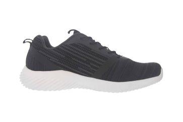 Skechers BOUNDER Sneakers in Übergrößen Schwarz 52504 BLK große Herrenschuhe – Bild 4