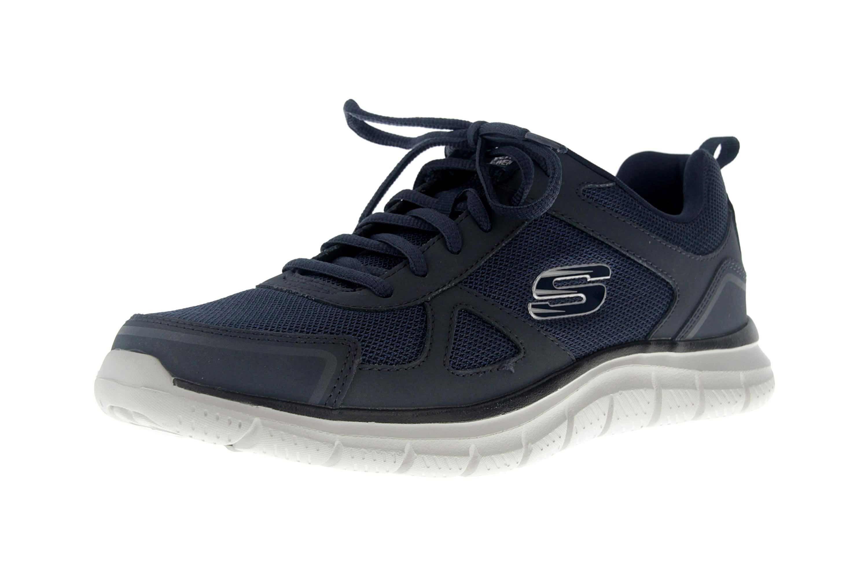 Skechers TRACK SCLORIC Sportschuhe in Übergrößen Blau 52631 NVY große Herrenschuhe – Bild 6