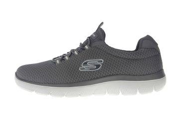 Skechers SUMMITS Sneakers in Übergrößen Grau 52811 CHAR große Herrenschuhe – Bild 1