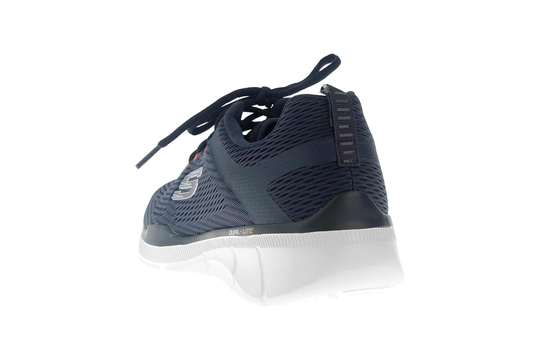 Skechers EQUALIZER 3.0 Sportschuhe in Übergrößen Blau 52927EWW NVOR große Herrenschuhe – Bild 2