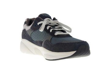 Skechers MERIDIAN Sneakers in Übergrößen Blau 52952 NVBL große Herrenschuhe – Bild 5