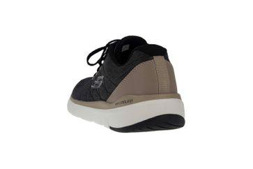 Skechers FLEX ADVANTAGE 3.0 STALLY Sportschuhe in Übergrößen Schwarz 52957 BLK große Herrenschuhe – Bild 2