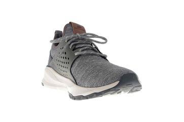 Skechers RELVEN VELTON Sneakers in Übergrößen Grau 65659 GRY große Herrenschuhe – Bild 5