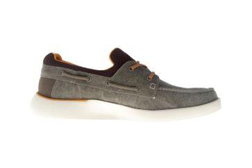Skechers BELLINGER GARMO Sneakers in Übergrößen Braun 65896 BRN große Herrenschuhe – Bild 4