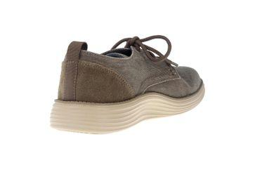 Skechers STATUS 2.0 PEXTON Sneakers in Übergrößen Grau 65910 TPE große Herrenschuhe – Bild 3
